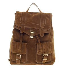 Proenza Schouler PS1 Backpack Suede Large