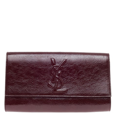 Saint Laurent Belle de Jour Clutch Leather -