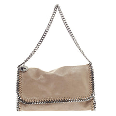 Stella McCartney Falabella Flap Bag Shaggy Deer -