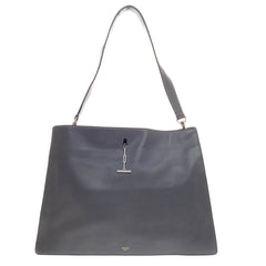 Celine New Shoulder Bag Smooth Calfskin Medium