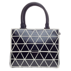 Victoria Beckham Triangle Tote Leather Mini