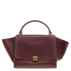 Celine Trapeze Leather Small