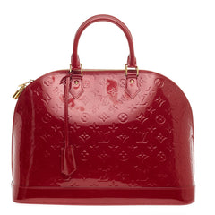Louis Vuitton Alma Monogram Vernis GM