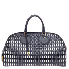 Proenza Schouler Kiri Bowler Bag Woven Leather -