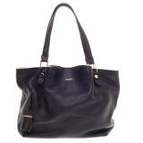 Tod's Flower Bag Leather Medium