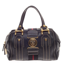 Gucci Aviatrix Satchel Leather Medium
