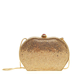 Judith Leiber Minaudiere Crystal Small