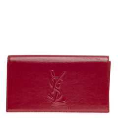 Saint Laurent Belle de Jour Clutch Leather