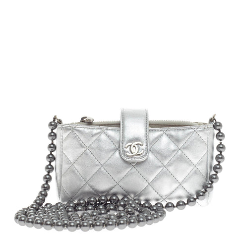 Buy Chanel Love Symbols Crossbody Bag Quilted Lambskin Mini 423302 – Rebag 68fd847e28166