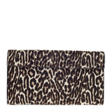 Alaia Flap Clutch Calf Hair Small