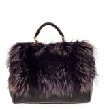 Dolce & Gabbana Miss Sicily Fur Medium