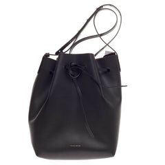 Mansur Gavriel Bucket Bag Leather -