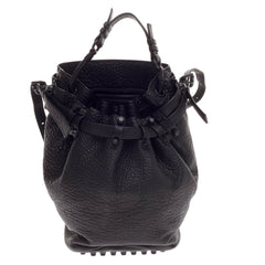Alexander Wang Diego Bucket Leather -