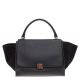 Celine Trapeze Leather Medium