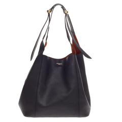 Nina Ricci Faust Bucket Bag Leather Medium