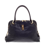 Marc Jacobs Paradise Rio Satchel Leather