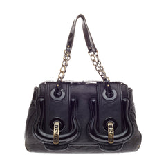 Fendi B. Bag Leather Large