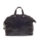 Givenchy Nightingale Satchel Leather Extra Large