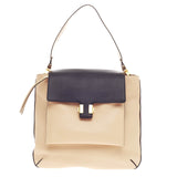 Chloe Amelia Shoulder Bag Leather Large