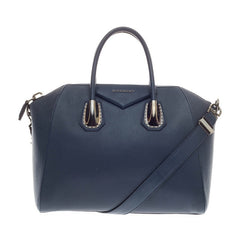 Givenchy Antigona Bag Leather and Kenya Metal Medium