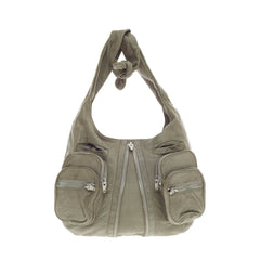 Alexander Wang Donna Hobo Leather