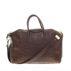 Givenchy Antigona Bag Pebbled leather Medium