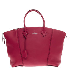 Louis Vuitton Soft Lockit Leather MM