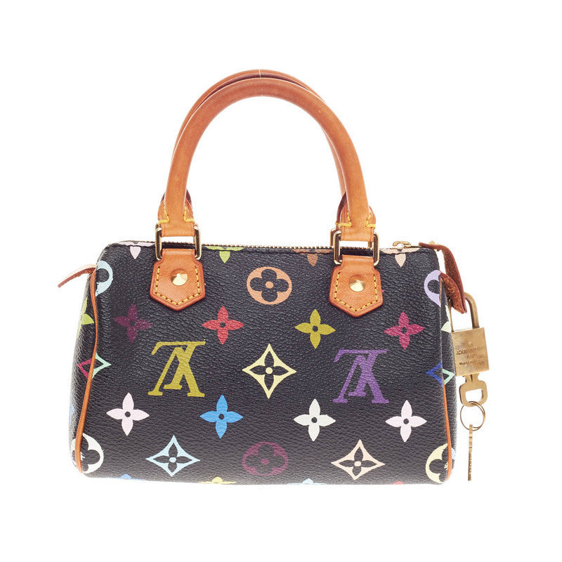 d9da51757db Buy Louis Vuitton Speedy Mini HL Handbag Monogram Multicolore 212601 ...
