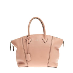 Louis Vuitton Soft Lockit Leather PM