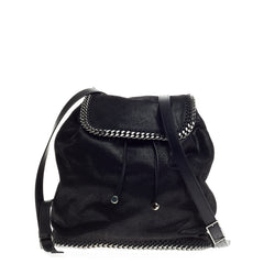 Stella McCartney Falabella Backpack Shaggy Deer Medium
