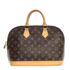 Louis Vuitton Alma Monogram Canvas MM