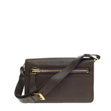 Tom Ford Buckley Messenger Leather Mini