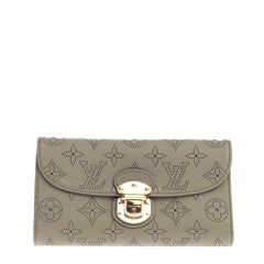 Louis Vuitton Amelia Wallet Mahina Leather