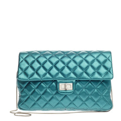 Chanel Convertible Reissue 2.55 Clutch Quilted Lambskin