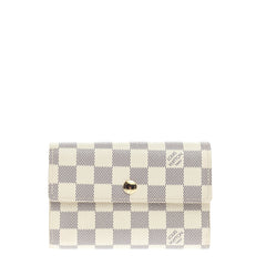Louis Vuitton Alexandra Wallet Damier