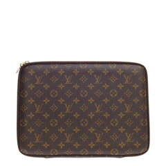 Louis Vuitton Laptop Sleeve Monogram Canvas 13