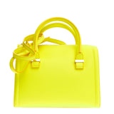 Victoria Beckham Seven Convertible Tote Leather Small