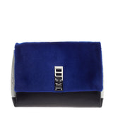 Proenza Schouler Elliot Clutch Calf Hair and Leather