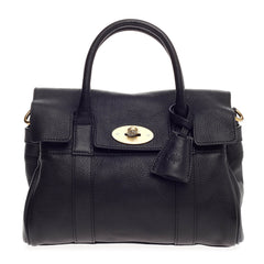 Mulberry Bayswater Satchel Leather Small