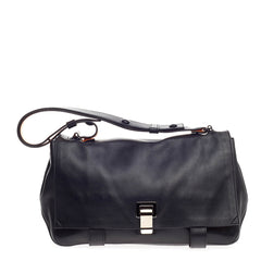 Proenza Schouler Courier Leather Medium