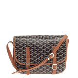 Goyard Belvedere Coated Canvas MM