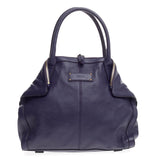 Alexander McQueen De Manta Tote Leather Mini