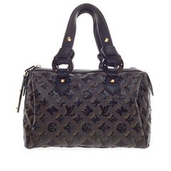 Louis Vuitton Speedy Limited Edition Monogram Eclipse 28