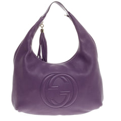 Gucci Soho Hobo Leather Large