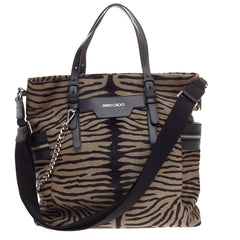 Jimmy Choo Dukes Tote Pony Hair -