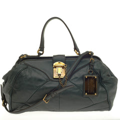Dolce & Gabbana Miss Orient Bag Leather Large