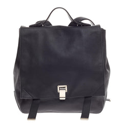 Proenza Schouler Courier Backpack Leather Small