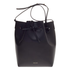 Mansur Gavriel Bucket Bag Leather