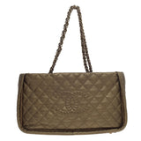 Chanel Istanbul Tote Quilted Leather Small
