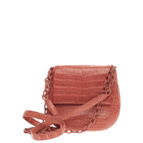 Nancy Gonzalez Chain Crossbody Crocodile Small